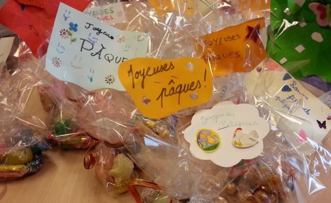 Pâques 2016 au Carrefour des Solidarités