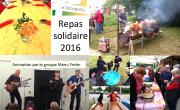 Repas solidaire, dimanche 5 juin 2016