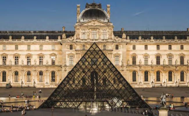 Samedi 25 juin 2016 : visite du Louvre