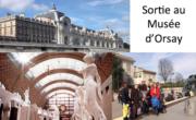 Samedi 11 mars 2017 : visite du musée d'Orsay