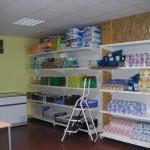 Produits d'entretien (lessive, eau de javel, éponge, serpillère...) Produits d'hygiène (brosse à dent, dentifrice, savon, shampoing...) Produits bébés (couches, lait, petits pots...)