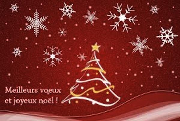 Fermeture fêtes de fin d'année 2012