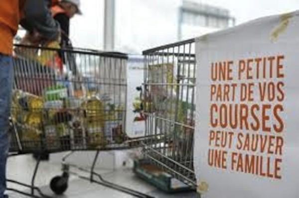 Vendredi 29 et Samedi 30 novembre 2013 : Collecte de la Banque Alimentaire (BAPIF)