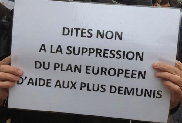 Aide alimentaire européenne maintenue pour 7 ans