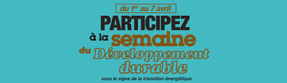 SemaineDurable2013