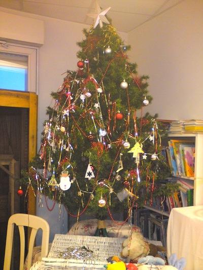 Noël 2014 au Carrefour des Solidarités