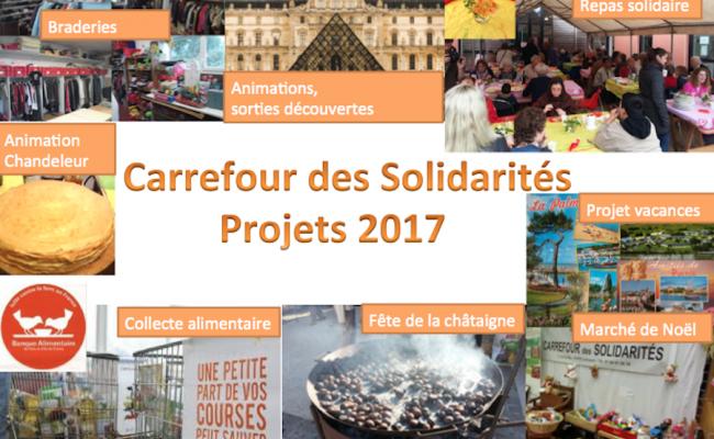 Manifestations et animations en projet pour 2017