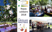 Repas solidaire, dimanche 6 mai 2018