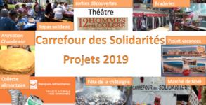 CdS 2019 projets