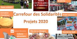 CdS projets 2020