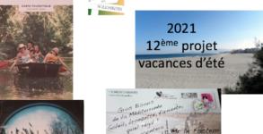 Projet vacances 2021